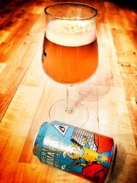 Craft Beer Review: Beaver Town Gamma Ray