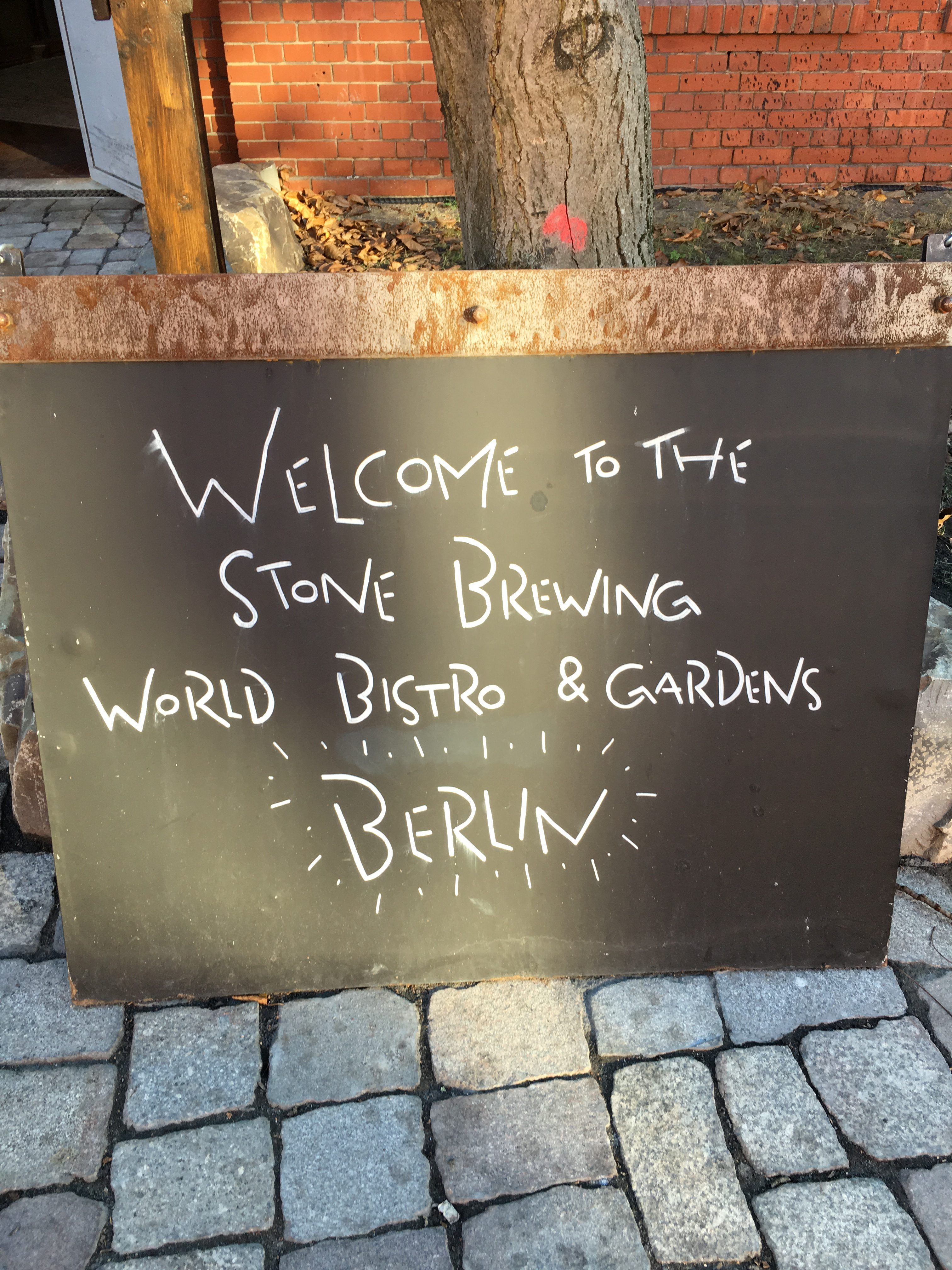 Stone Brewing Berlin Craft Beer Blog