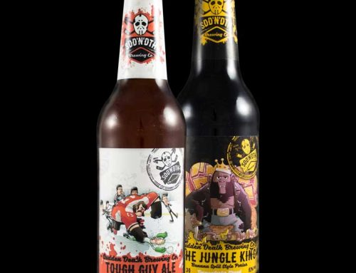 Sudden Death Brewing – Unser eigenes Bier!