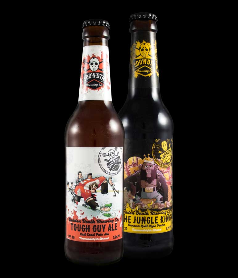 Sudden Death Brewing Craft Beer kaufen